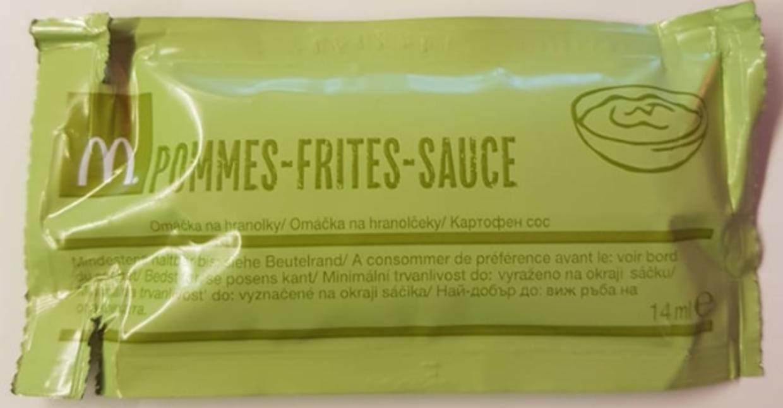 Pommes-frites-sauce i McDonald's er hæver til 214 kroner kiloet.