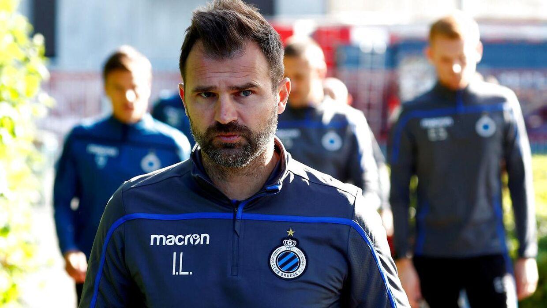 Club Brugges træner Ivan Leko skal nu forklare sig.