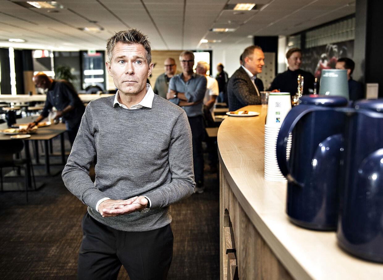 Kenneth Andersen er ny cheftræner i FC Midtjylland. Andersen blev præsenteret på et pressemøde onsdag eftermiddag.