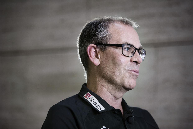 Træner Jan Pytlick kan være godt tilfreds med sæsonstarten i Odense Håndbold. Torsdag fortsatte klubben sin suveræne sejrsstime, da Silkeborg-Voel blev slået stort. Liselotte Sabroe/Ritzau Scanpix
