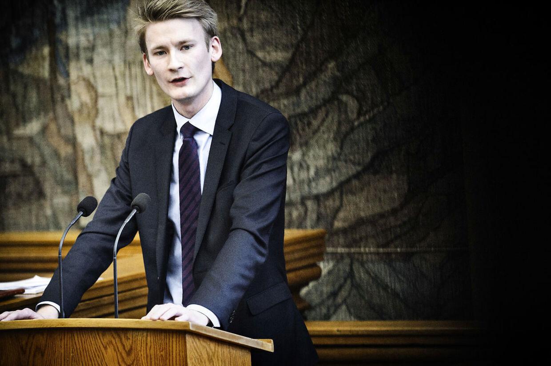 Peter Kofod Poulsen vil bede justitsministeren om at ændre lovgivningen