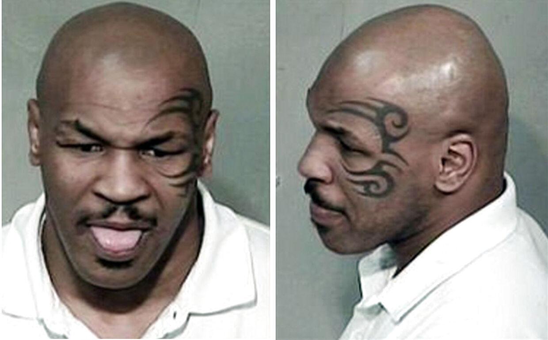 Mike Tyson anholdt i 2006 for spirituskørsel.