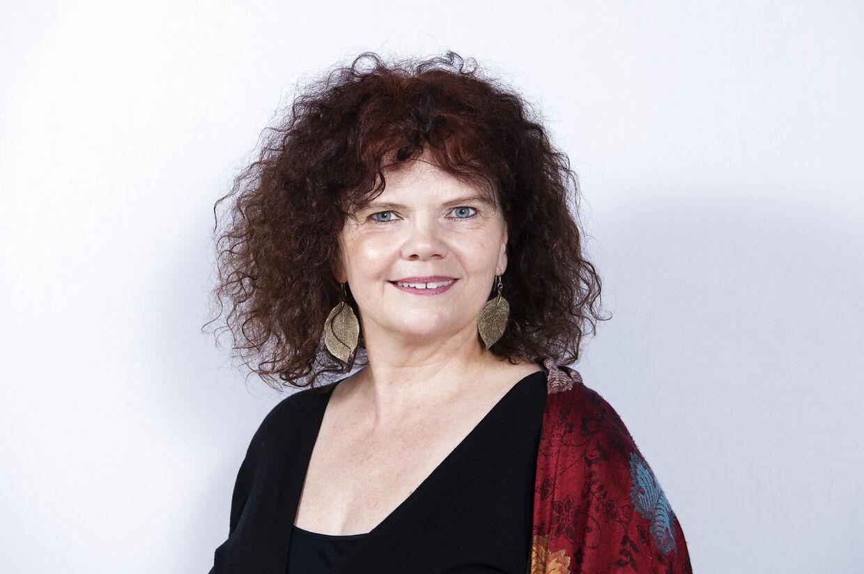 BTINTERN - Birgitte Gyrd, polyamorøs kvinde og blogger på B.T. Birgitte Gyrd og Hans Erik Rasmussen lever i et polyamorøst forhold, onsdag den 4. april 2018.