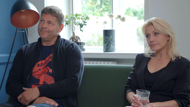 Carsten sagde ja til rullende kamera til at blive gift med Eva. Men i syvende og næstsidste afsnit af 'Gift ved første blik' måtte de to skilles.