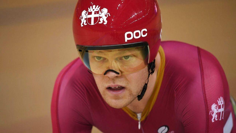 Lasse Norman Hansen og co. vandt fredag aften guld i Paris og knuste OL-mestrene fra Storbritannien.