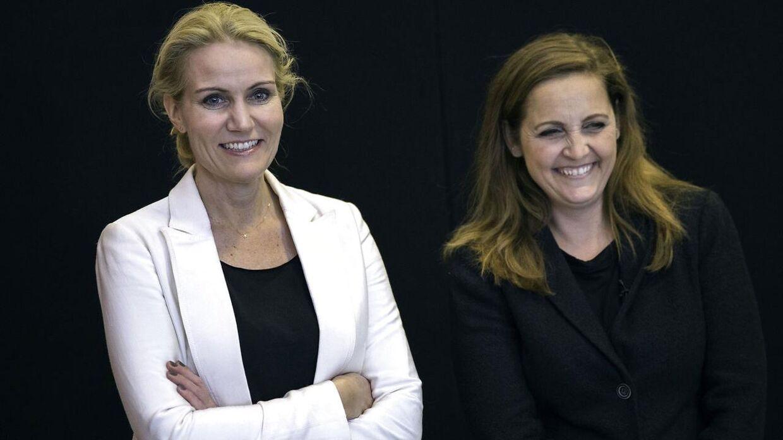 Selv om Pia Olsen Dyhr og Helle Thorning-Schmidt (S) kørte parløb under SR-SF-regeringen, er Dyhr ikke ukritisk over for måden, Thorning-Schmidt var statsminister på.