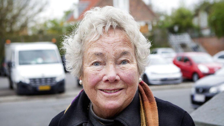 Agnete Laustsen er død, 83 år gammel.