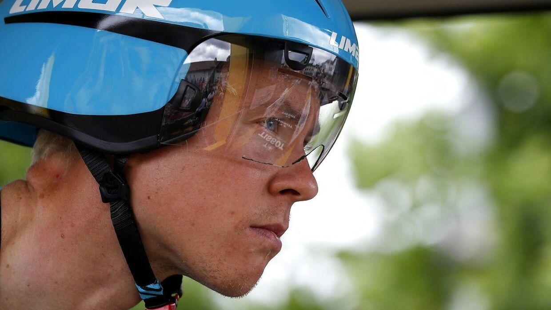 Michael Valgren måtte se sig slået i kampen om prisen.