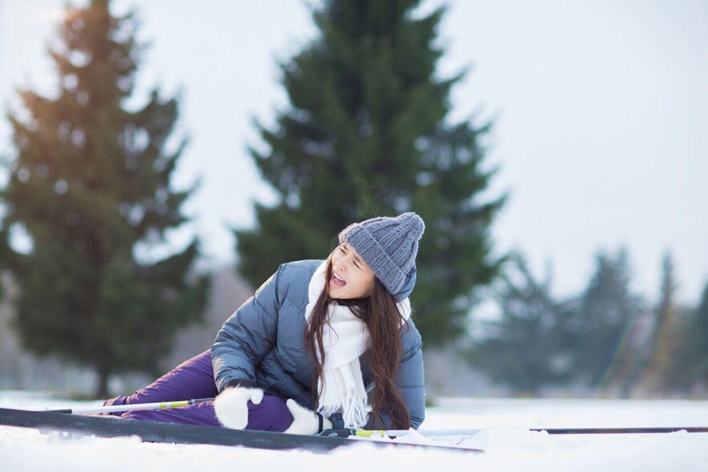 Hvis du vil undgå skader på din kommende skiferie, er det meget vigtigt, at du forbereder din krop, inden du tager afsted. Foto: Scanpix