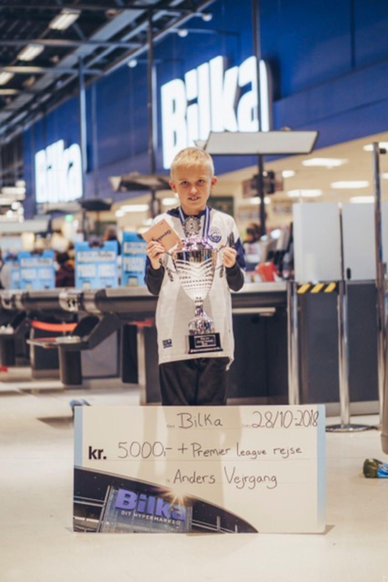 Anders Vejrgang har gjort lynkarriere i FIFA-verdenen