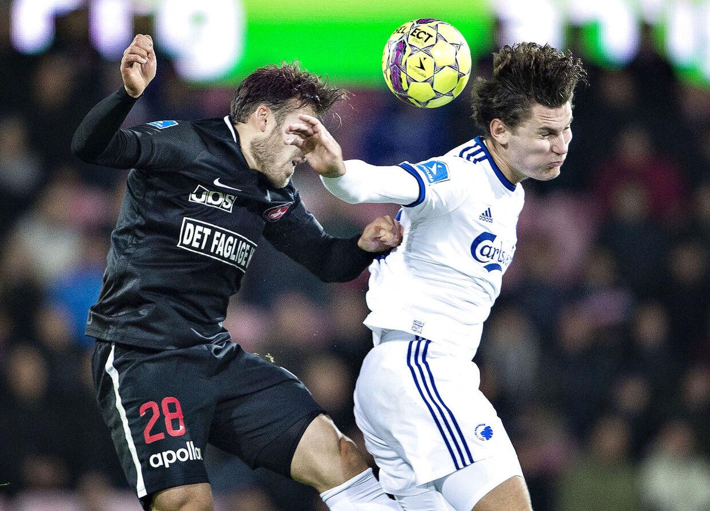 FCK tabte i 1/8-finalen til FCM. (Foto: Henning Bagger/Ritzau Scanpix)