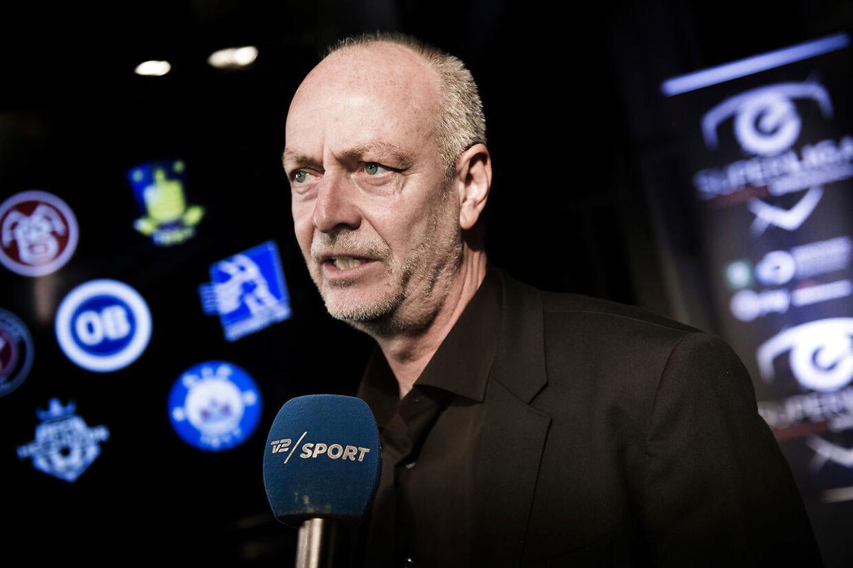 Claus Thomsen er direktør i Divisionsforeningen.