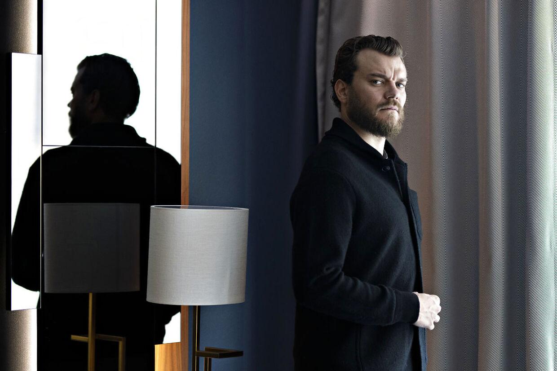 Pilou Asbæk har indspillet filmen 'Overlord', der får premiere 8. november.