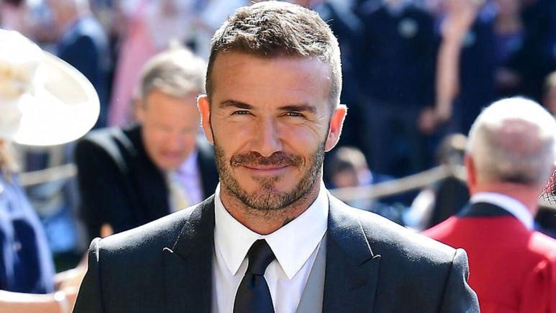 David Beckham vil gerne have et hold i den bedste amerikanske fodboldrække.