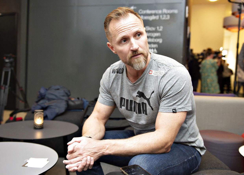 Klavs Bruun Jørgensen.