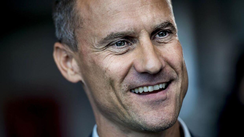 Ebbe Sand bliver ny sportsdirektør i Brøndby.