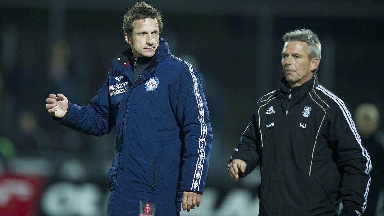 Troels Bech har i sit trænervirke stået i spidsen for Silkeborg fra 2009 til 2012.