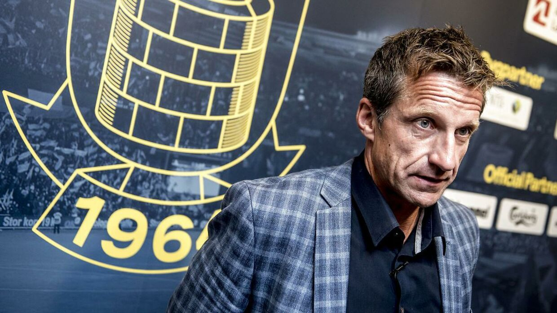 Siden 2015 har Troels Bech været sportsdirektør i Brøndby IF.