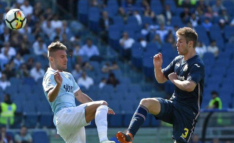 Joachim Andersen forlænger sin kontrakt med italienske Sampdoria, der spiller i Serie A.