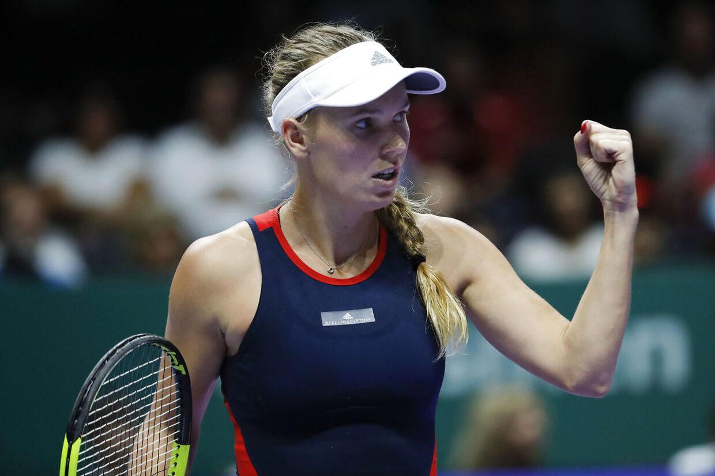 Caroline Wozniacki kunne have stillet op for Polen, men valgte Danmark.