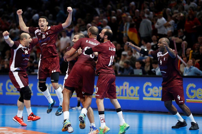 Qatars håndboldlandshold.