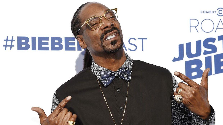 Rapper Snoop Dogg deler sin ærligge mening om Donald Trump på Instagram.