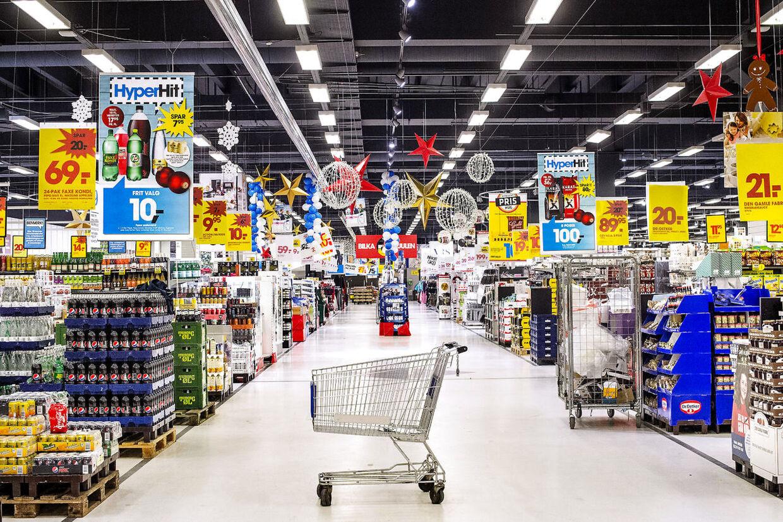 Bilka har været en af mange supermarkedskæder, som har sænket priserne det seneste år.