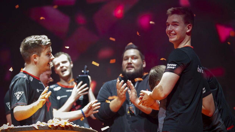Astralis vandt FACEIT Major 2019 i London - årets største og mest prestigefyldte turnering.