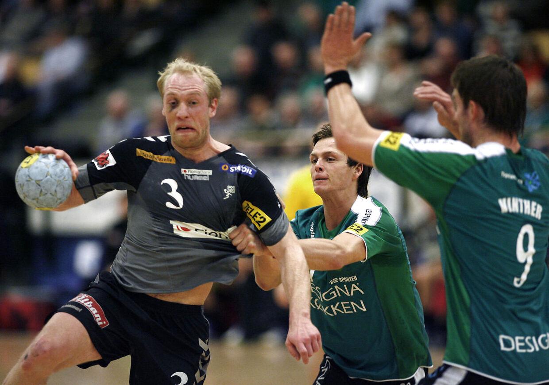GOG-direktør, Kasper Jørgensen, har selv spillet i GOG i løbet af sin karriere.