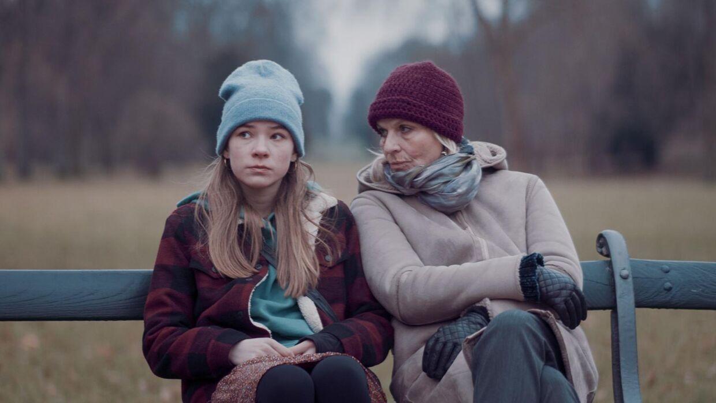 Safina Coster-Waldau spiller Simone i DR-julekalenderen 'Theo og den magiske talisman'.