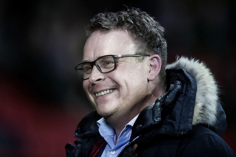 Direktør for FC Helsingør, Janus Kyhl.