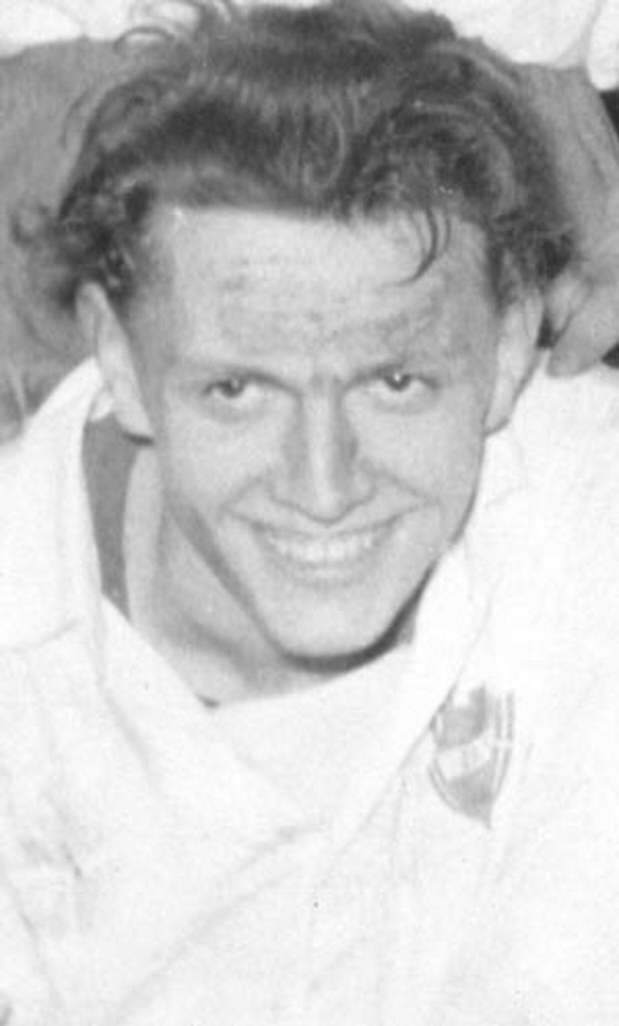 Flemming Nielsen fra tiden i B 93. Foto: B 93