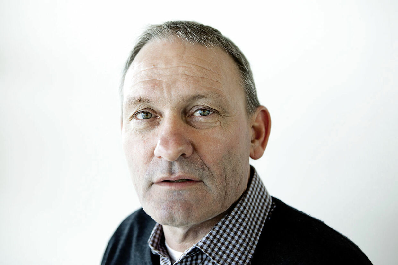 Preben Elkjær, kommentator på TV3 og tidligere landsholdsspiller.