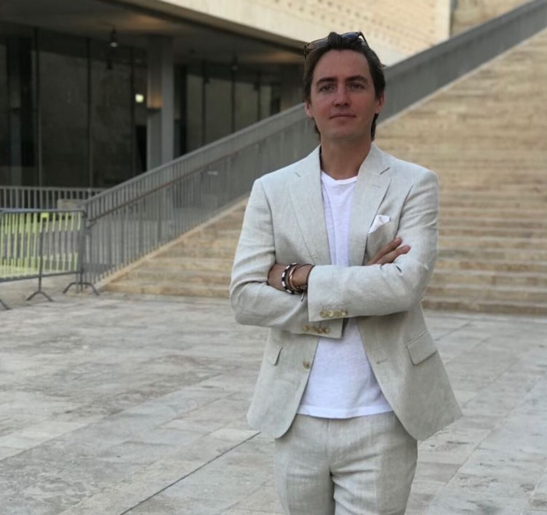 Mangemillionæren Edoardo Mapelli Mozzi sættes i forbindelse med prinsesse Beatrice.