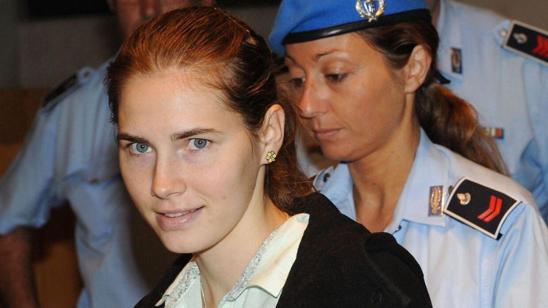 Amanda Knox og hendes daværende kæreste, Raffaele Sollecito, var mistænkt for drabet på Meredith Kercher i flere år. Men i 2015 blev de endegyldigt erklæret uskyldige.