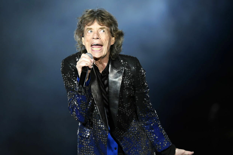 Mick Jagger er 75 år.