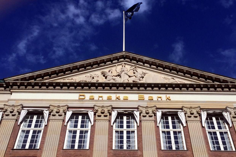 Et advokatfirma planlægger at sagsøge Danske Bank for det kurstab, de har lidt grundet hvidvasksagen i Estland. (Arkiv) Jacob Gronholt-Pedersen/Reuters