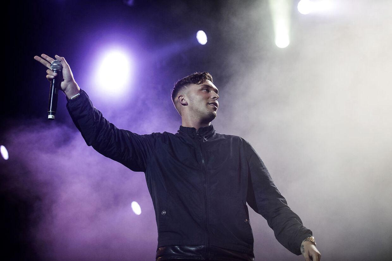 Gilli har pt. overtaget tronen som Danmarks mest populære rapper.