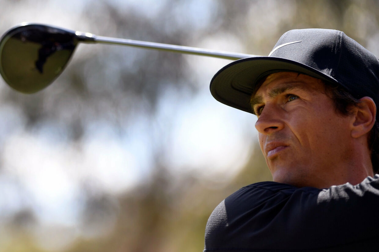 Ryder Cup golfer Thorbjorn Olesen charged with sexual assault