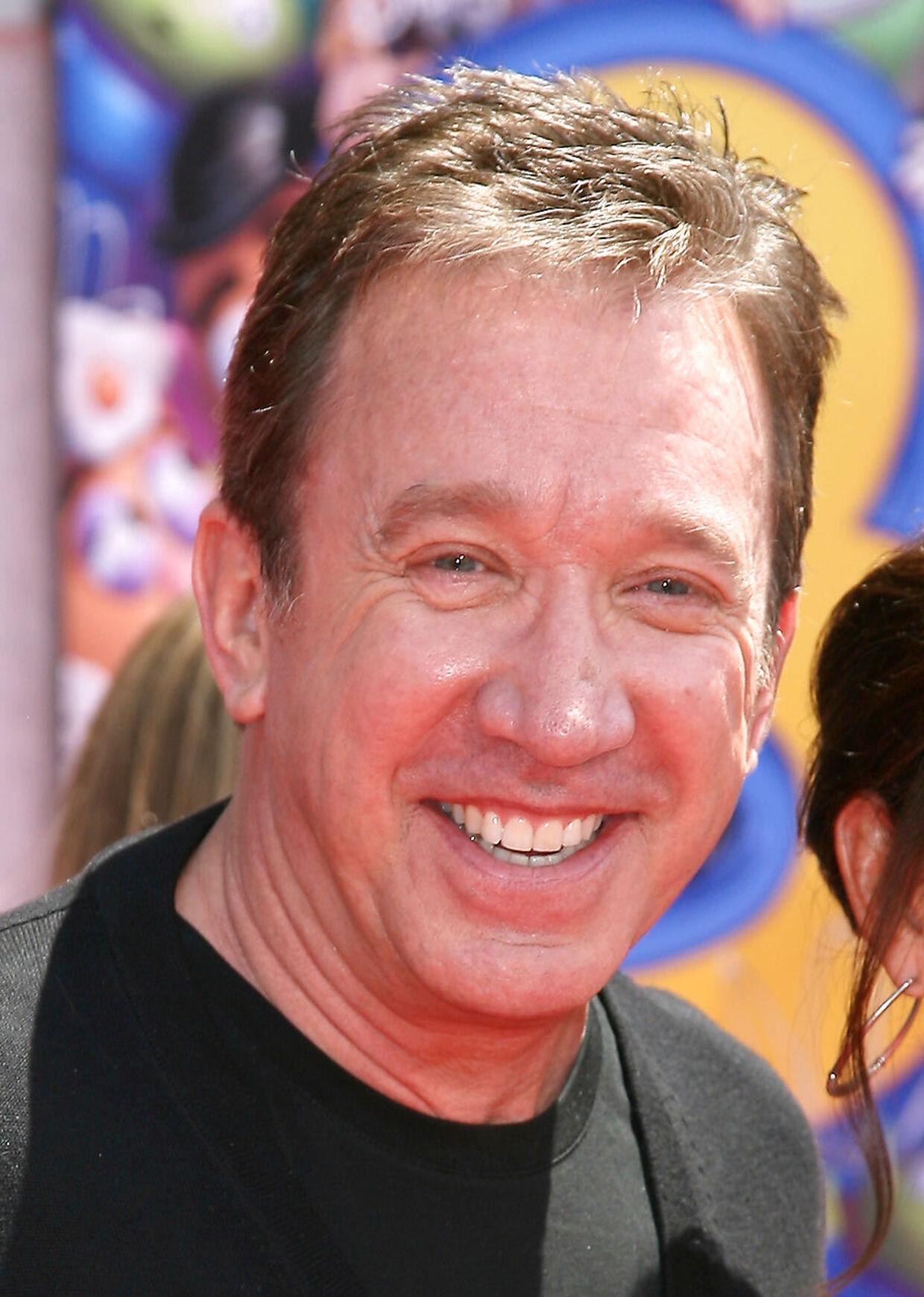 Tim Allen var rørt til tåre over de sidste scener i Toy Story 4.