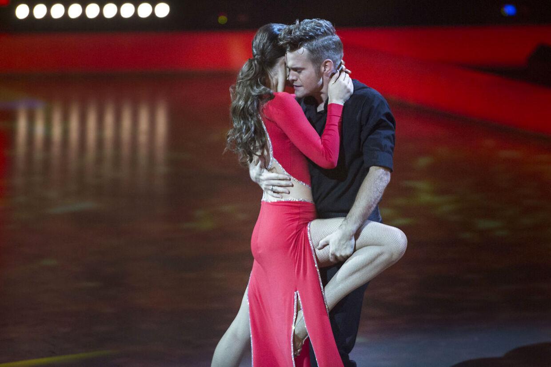 Sara Maria Franch-Mærkedahl og Silas Holst dansede sammen og vandt i 2014. Det var danserens anden sejr.