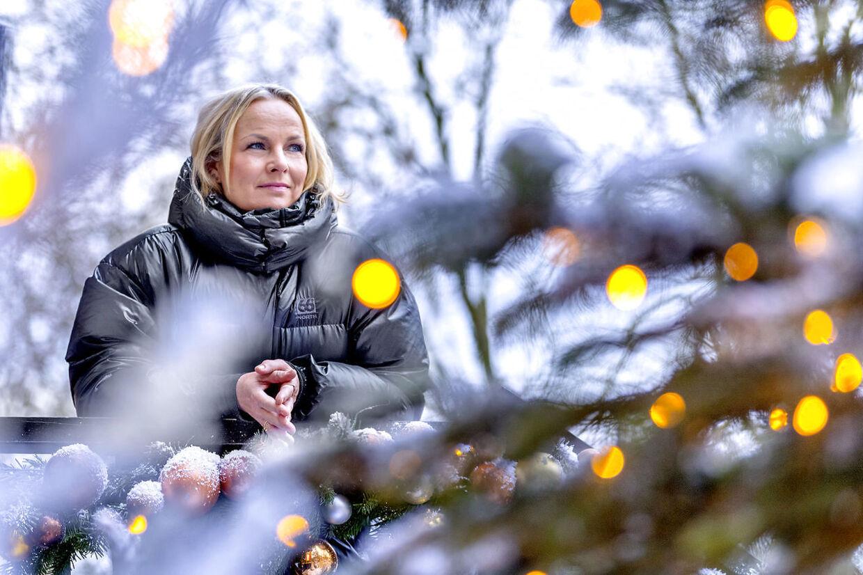Sangerinden Søs Fenger er aktuel med en lang række julekoncerter.