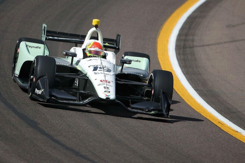 Pietro Fittipaldi har blandt andet kørt for Dale Coyne Racing Honda i den amerikanske IndyCar-serie. (Christian Petersen/Getty Images/AFP)