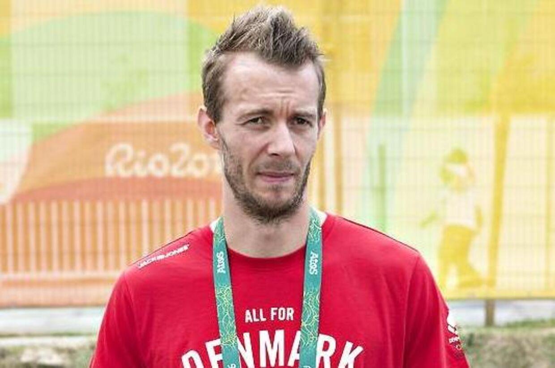 Badmintonspilleren Carsten Mogensen vandt ved OL 2012 sølv i herredouble sammen med Mathias Boe.