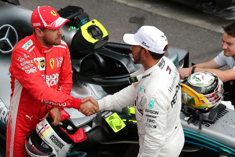 Sebastian Vettel og Lewis Hamilton bliver i K-Magazine kåret til 'Årets duel'. Men Vettel løber også med den kedelge titel for 'Årets skuffelse' ifølge Daniel Remar.