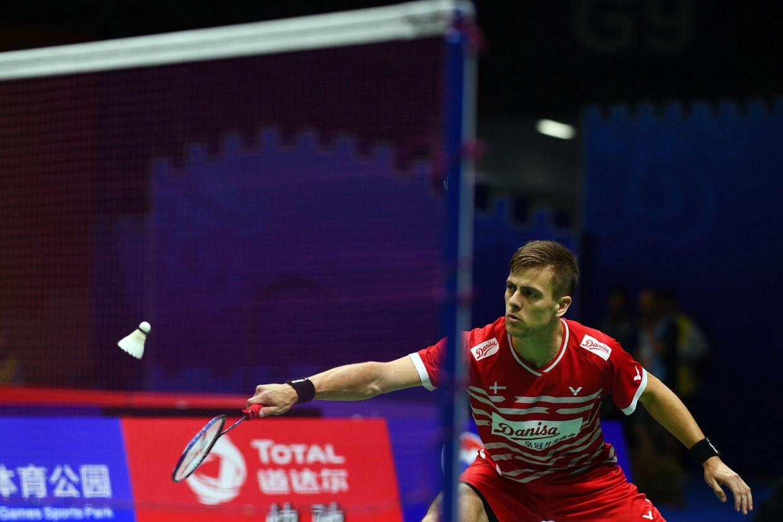 Hans-Kristian Vittinghus er blandt spillerne, der er med til at forhandle en ny landsholdsaftale på plads.