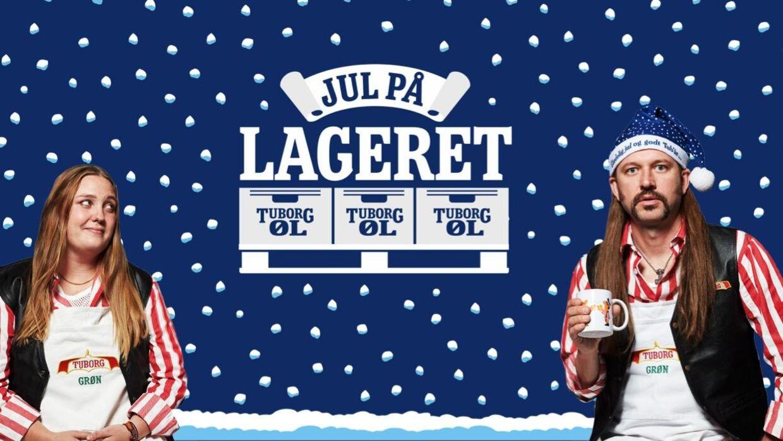 Mulle og Poulsen er med i en ny julekalender, som Tuborg har lavet i samarbejde med B.T.