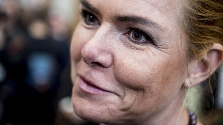 Inger Støjberg (V)