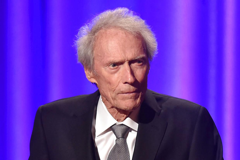 Clint Eastwood vender tilbage som skuespiller