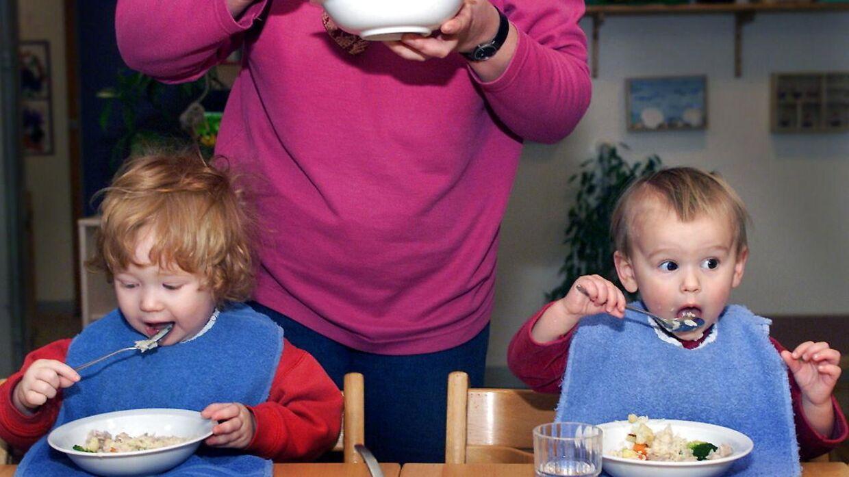 Skal der tages hensyn til veganske børn i vuggestuen? Det synes Janni Knudsen. (Arkivfoto/Scanpix)
